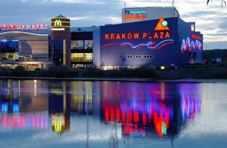 krakow plaza - poland
